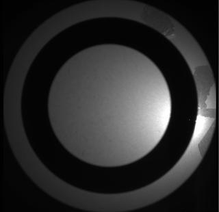 View image taken on Mars, Mars Perseverance Sol 148: SkyCam Camera