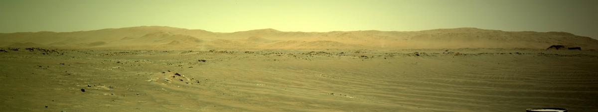 This image was taken by NAVCAM_LEFT onboard NASA's Mars rover Perseverance on Sol 148