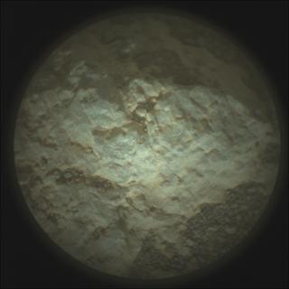 View image taken on Mars, Mars Perseverance Sol 148: SuperCam Camera