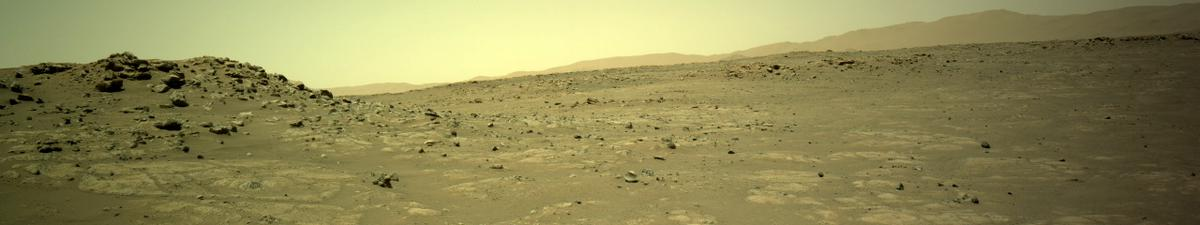This image was taken by NAVCAM_LEFT onboard NASA's Mars rover Perseverance on Sol 149