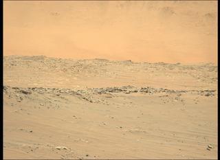 View image taken on Mars, Mars Perseverance Sol 149: Left Mastcam-Z Camera