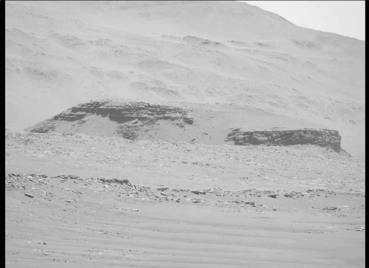 This image was taken by MCZ_RIGHT onboard NASA's Mars rover Perseverance on Sol 149