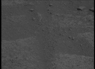View image taken on Mars, Mars Perseverance Sol 151: Left Mastcam-Z Camera
