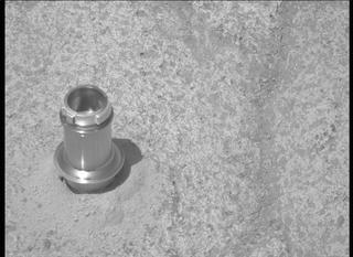 View image taken on Mars, Mars Perseverance Sol 151: Right Mastcam-Z Camera
