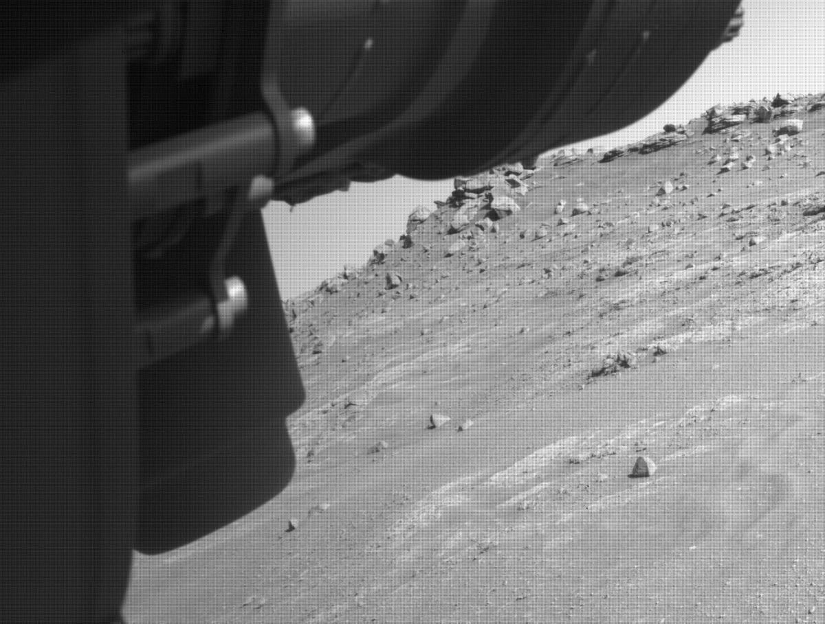 Mars Rover Photo #865284