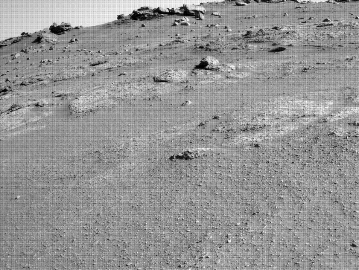 Mars Rover Photo #865285