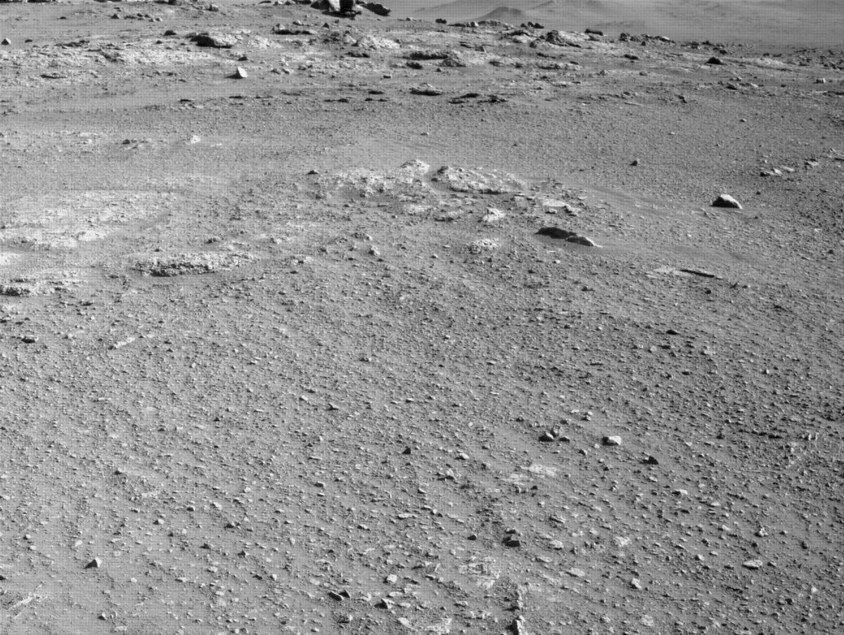 Mars Rover Photo #865286