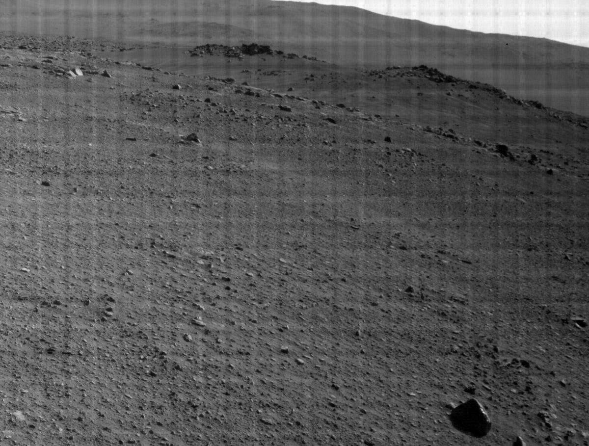 Mars Rover Photo #865287