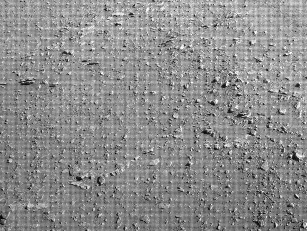 Mars Rover Photo #865289