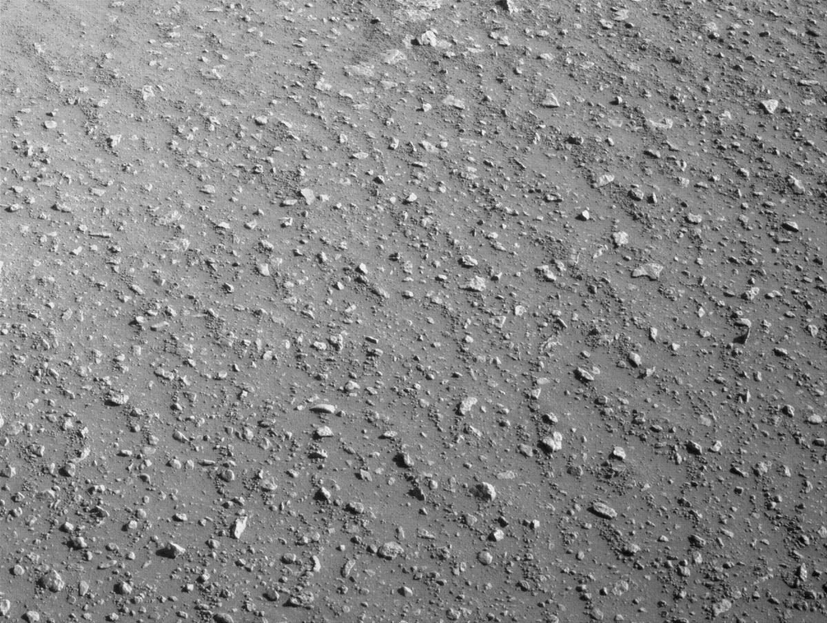 Mars Rover Photo #865290