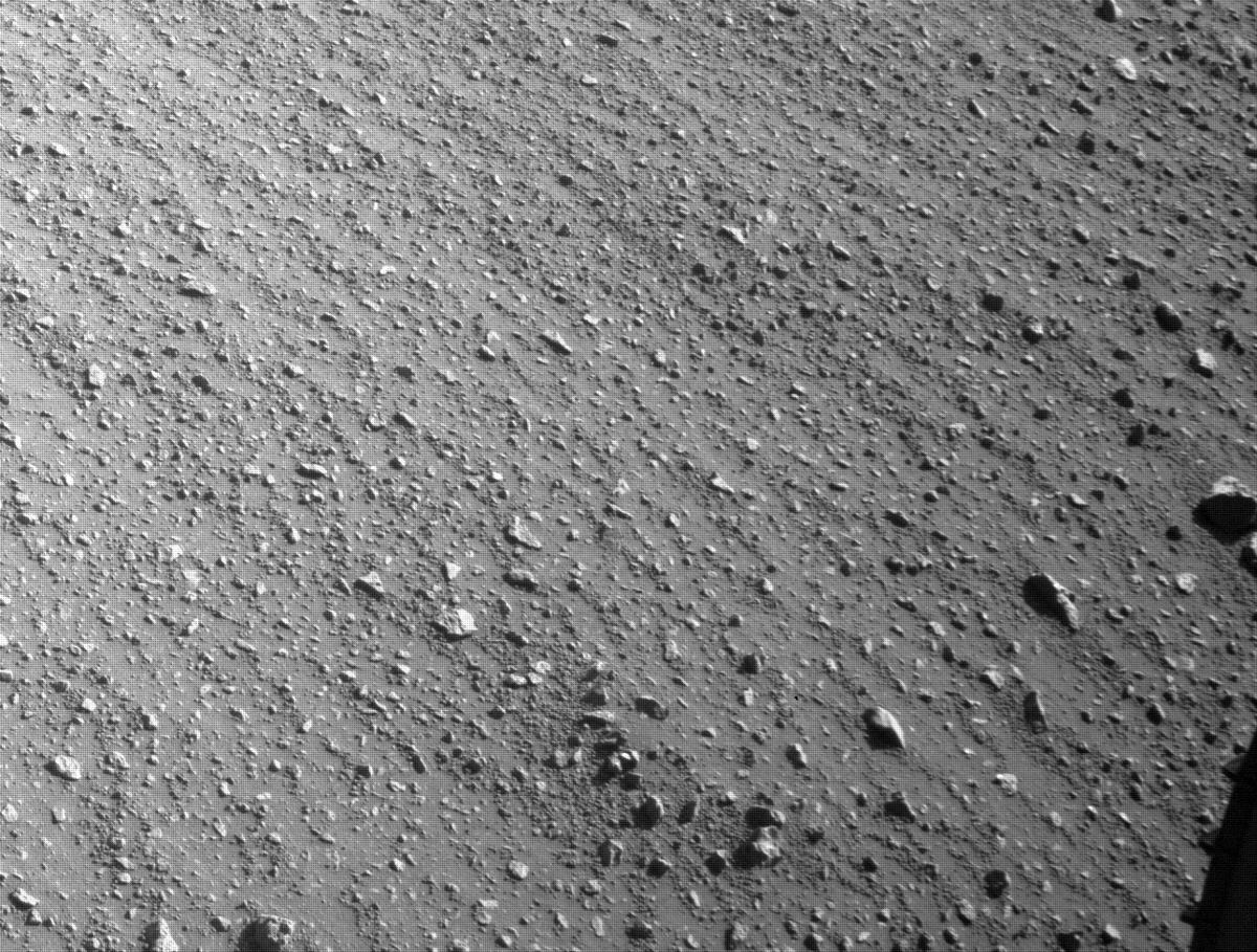 Mars Rover Photo #865291