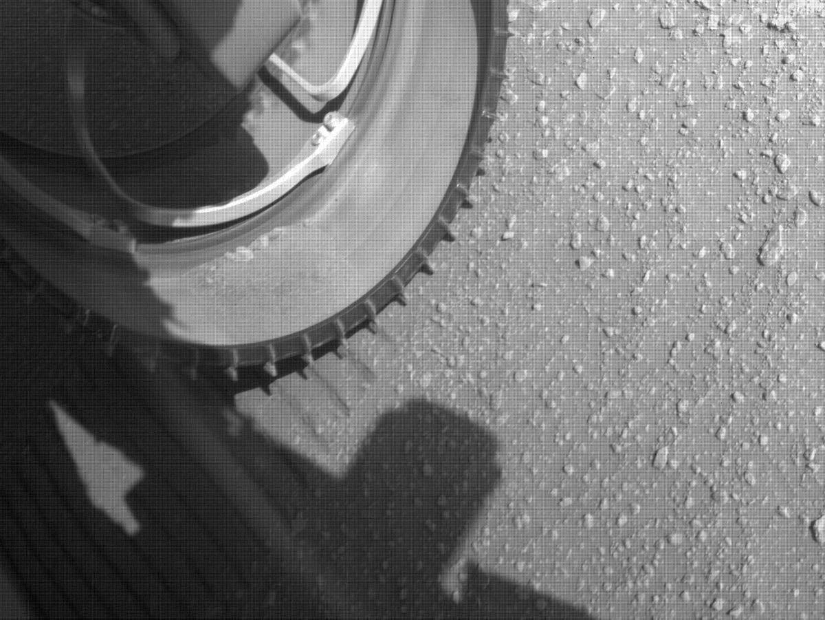 Mars Rover Photo #865292