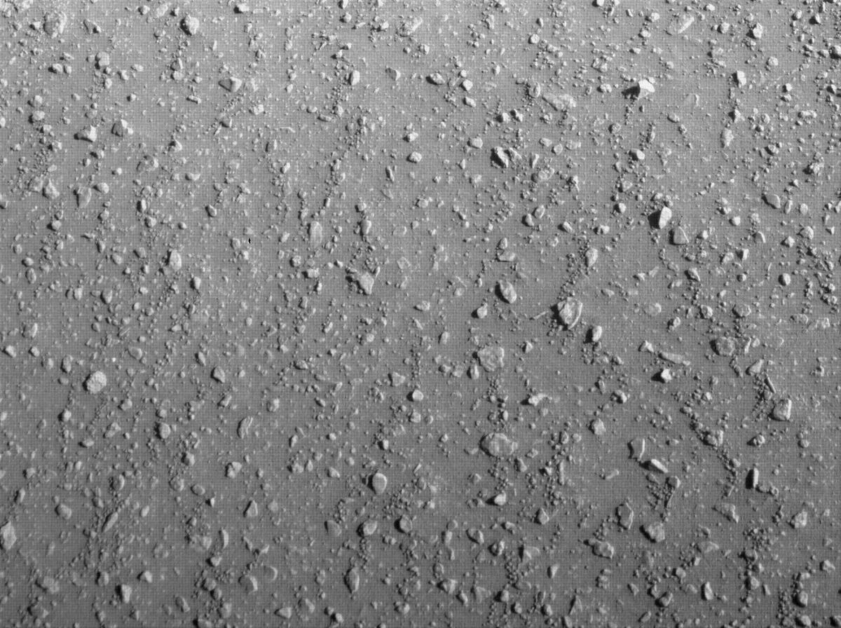 Mars Rover Photo #865293