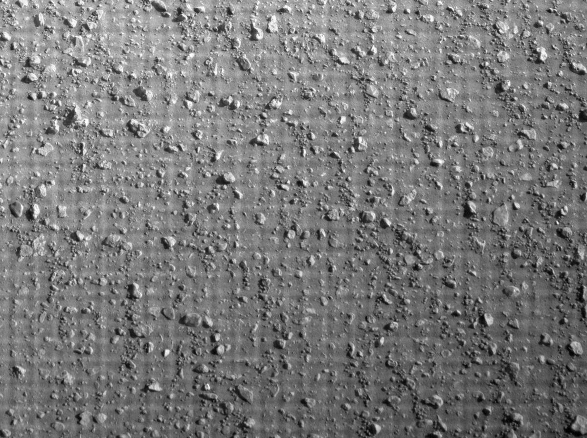 Mars Rover Photo #865294