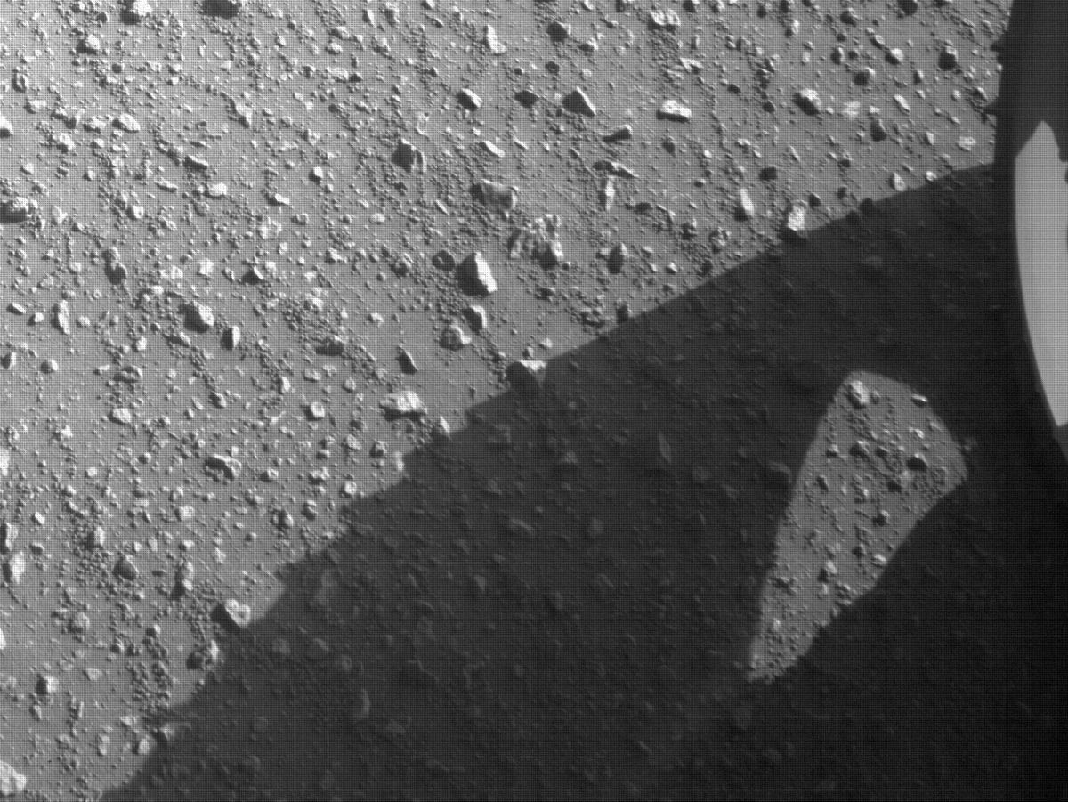 Mars Rover Photo #865295