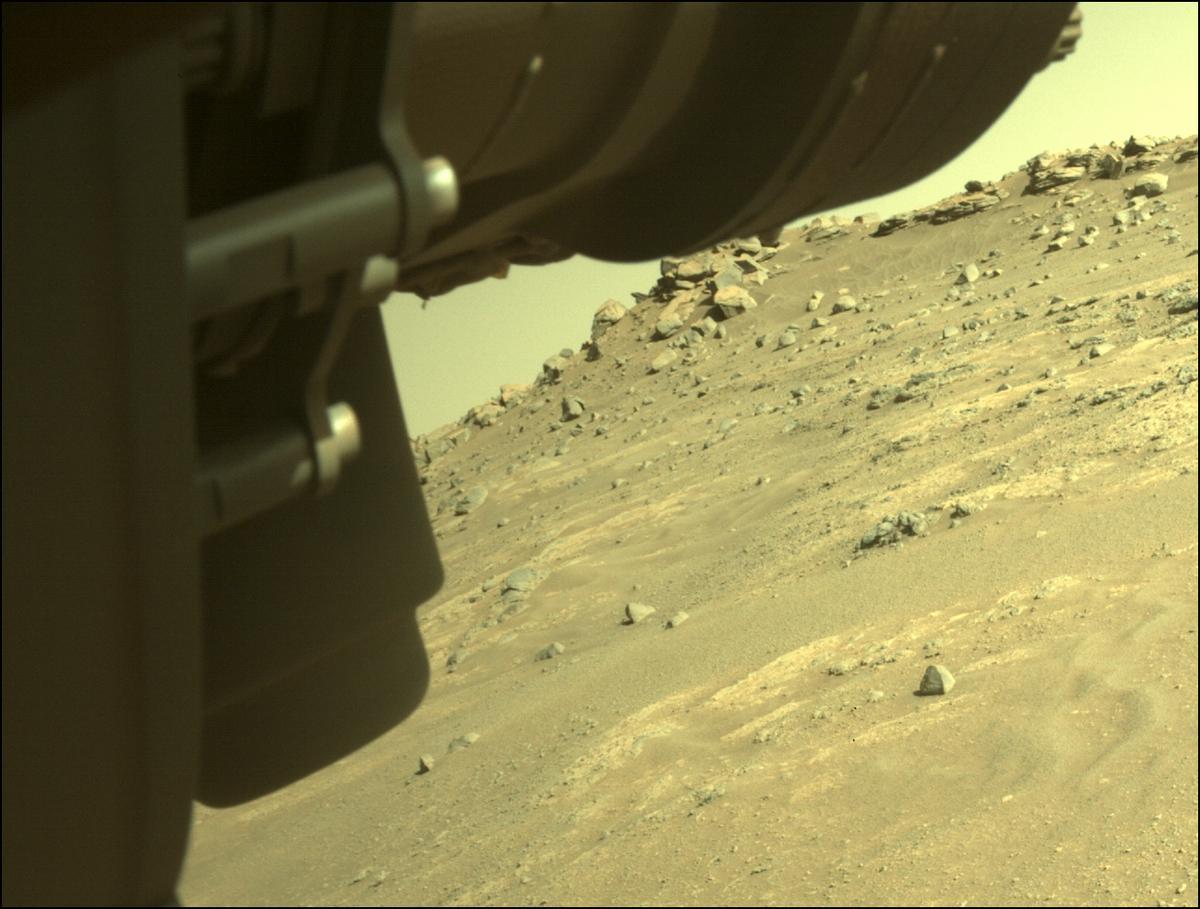 Mars Rover Photo #865296