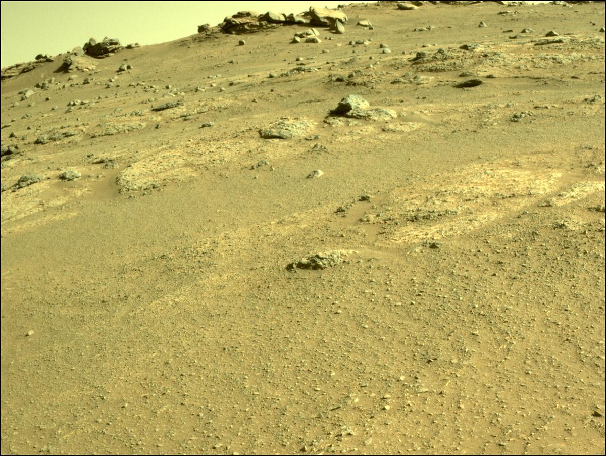 Mars Rover Photo #865297