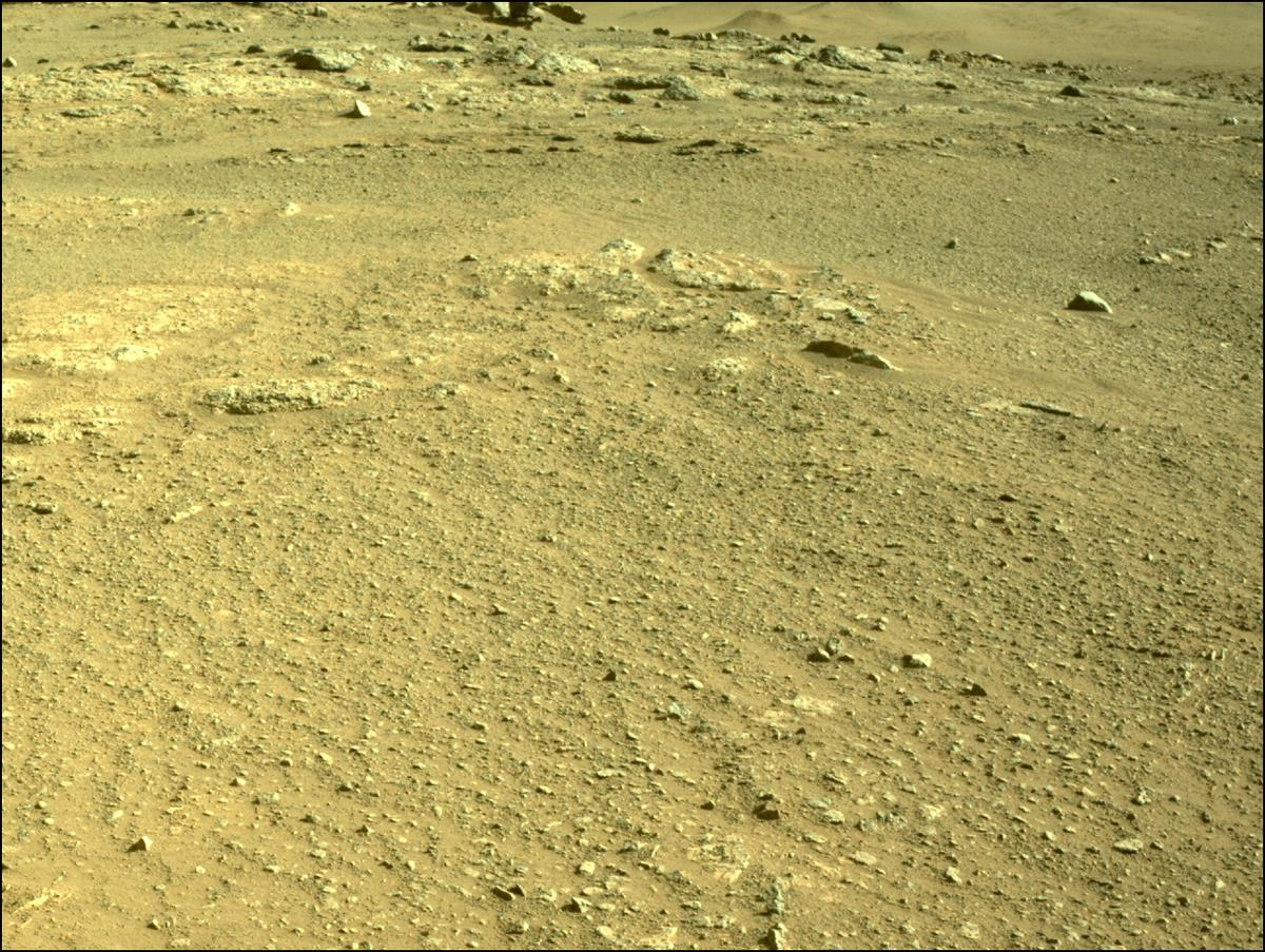 Mars Rover Photo #865298