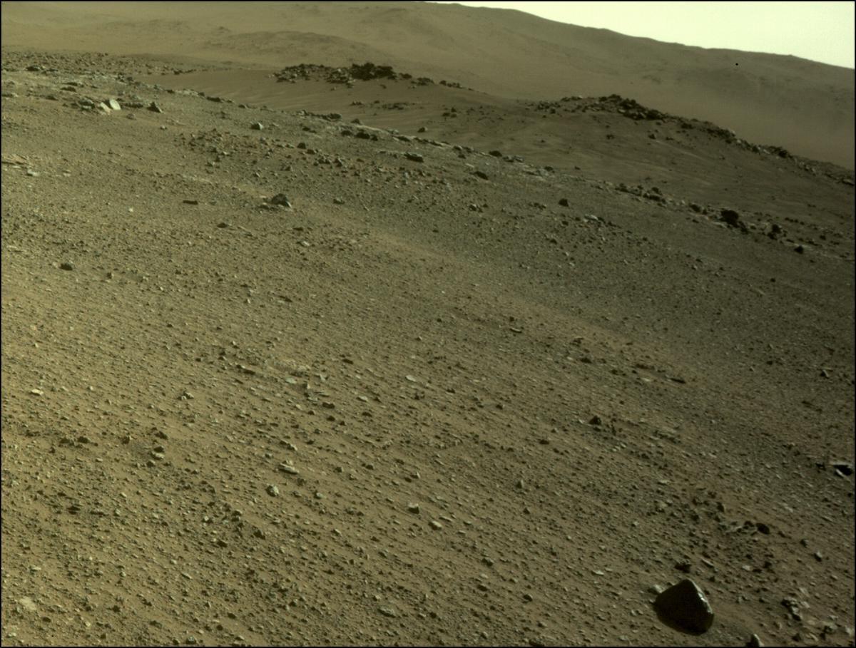 Mars Rover Photo #865299
