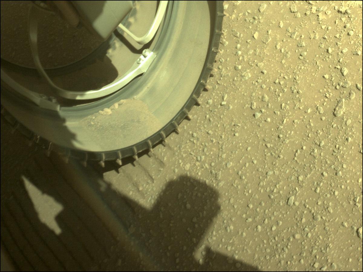 Mars Rover Photo #865304
