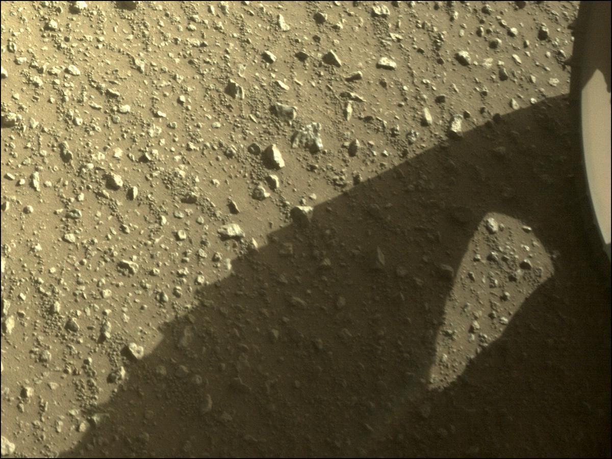 Mars Rover Photo #865307