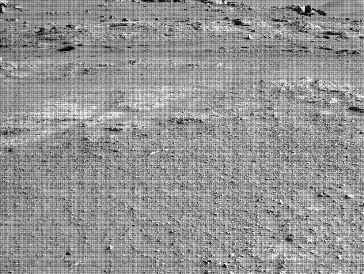 Mars Rover Photo #865309