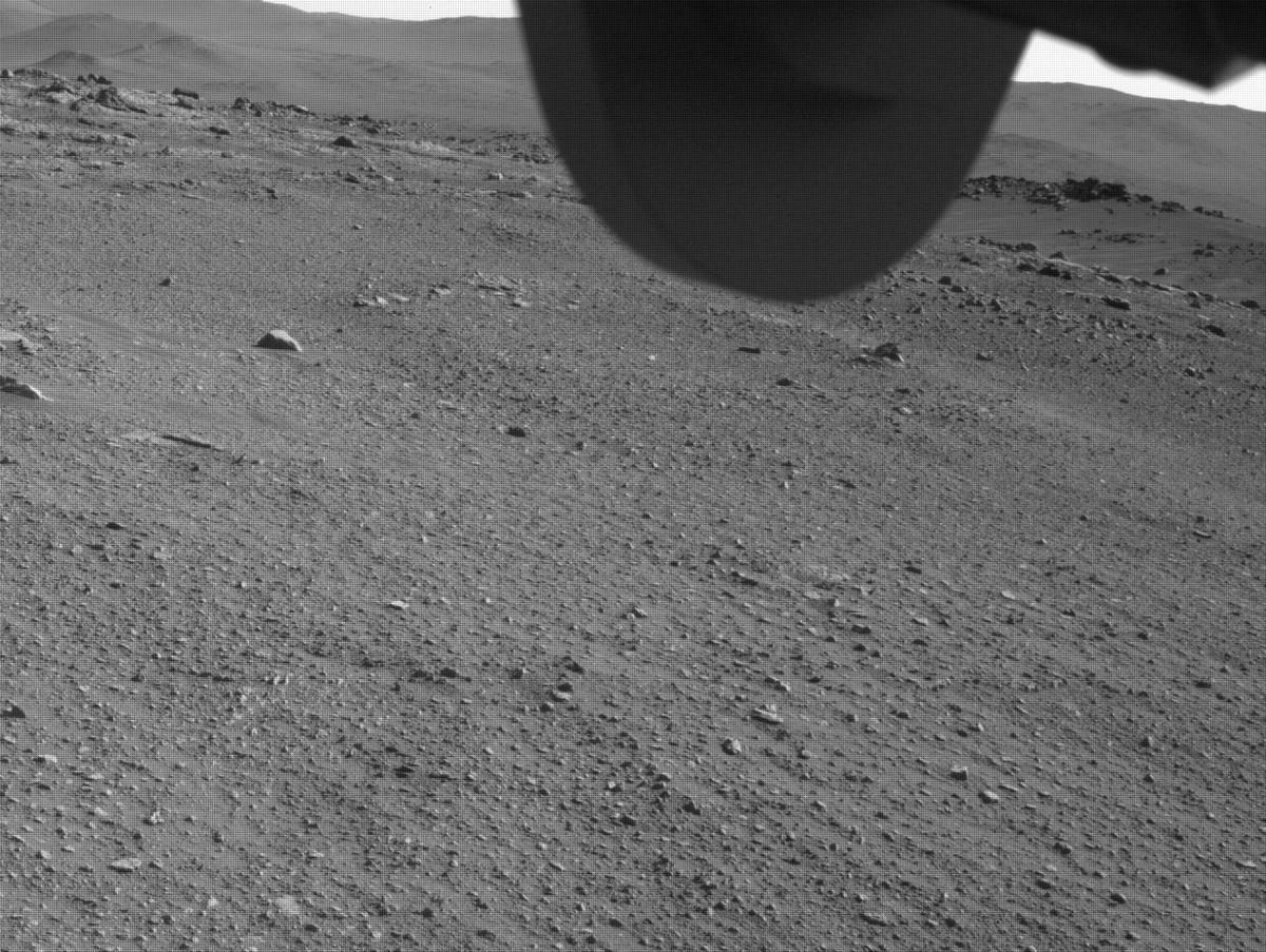 Mars Rover Photo #865310