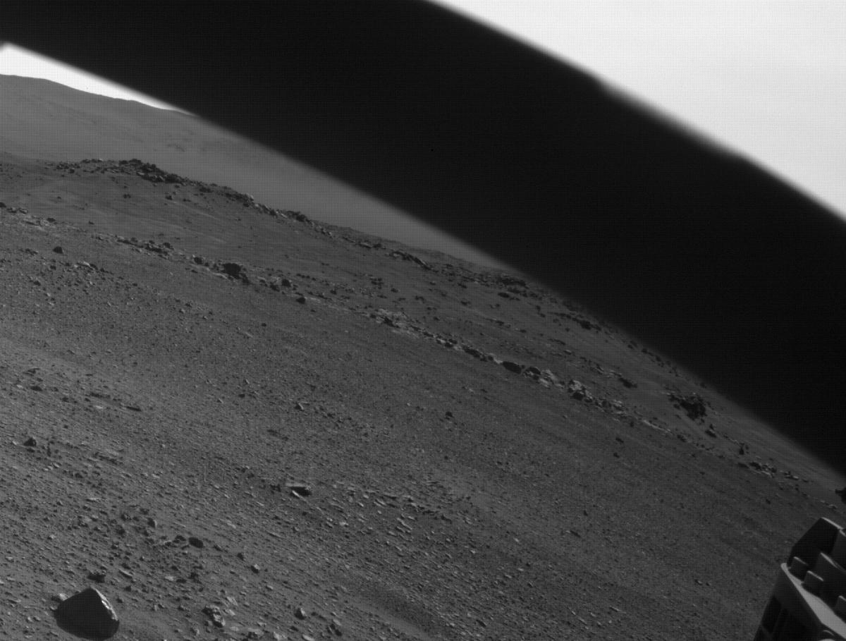 Mars Rover Photo #865311