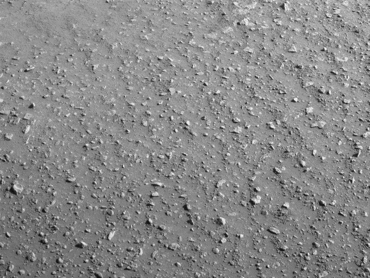 Mars Rover Photo #865313
