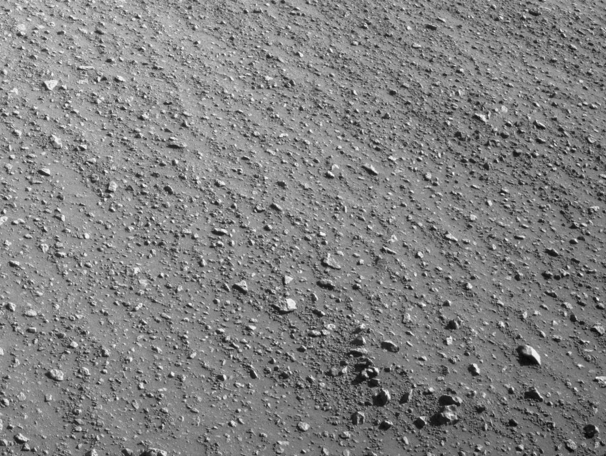 Mars Rover Photo #865314