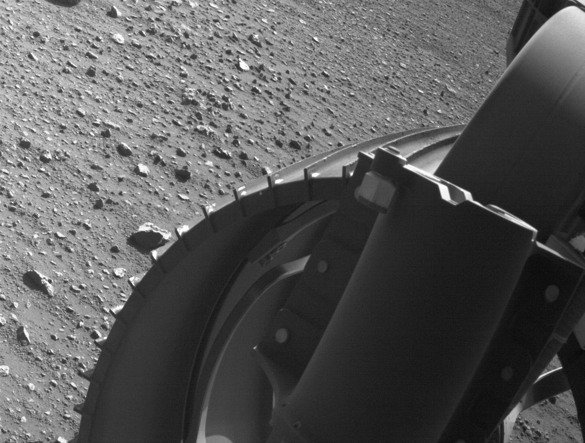 Mars Rover Photo #865315