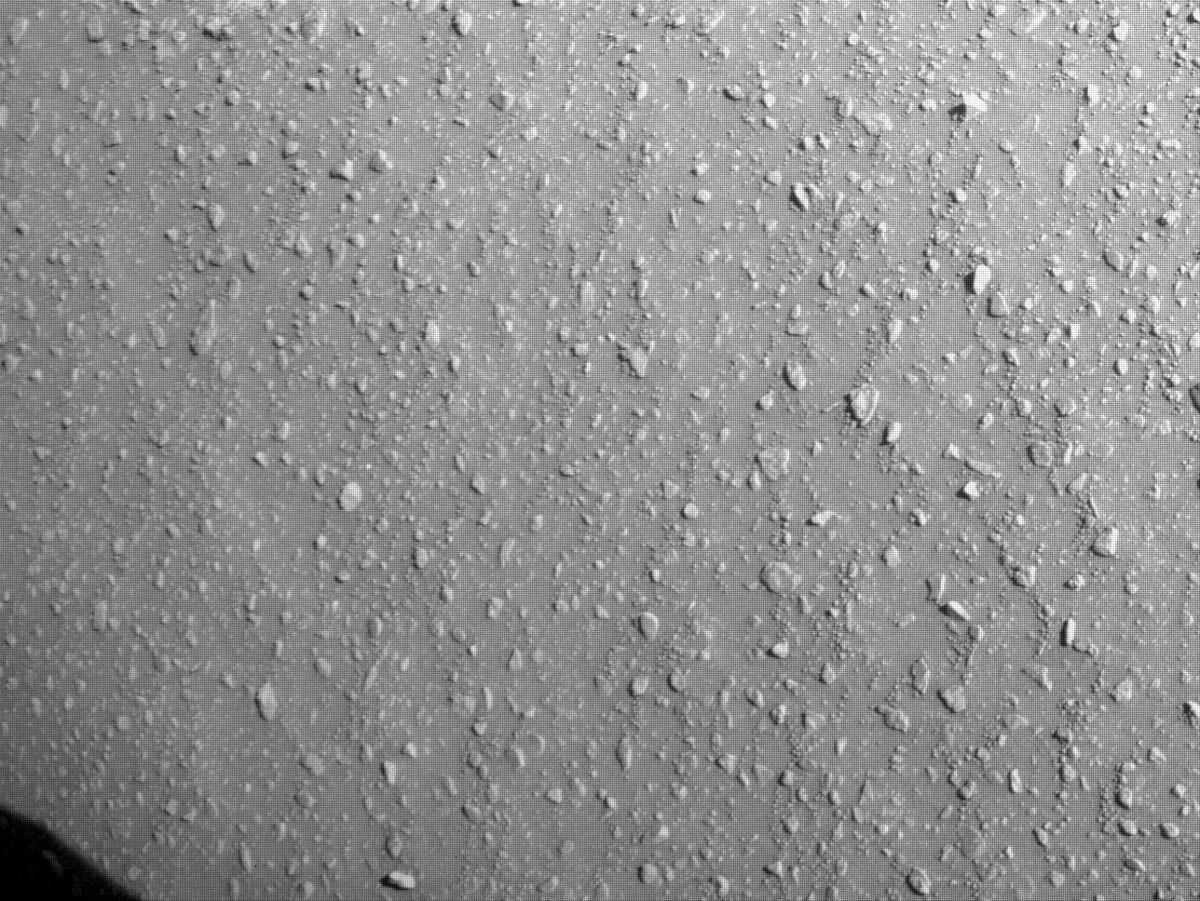 Mars Rover Photo #865316