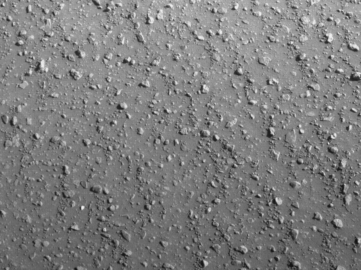 Mars Rover Photo #865317