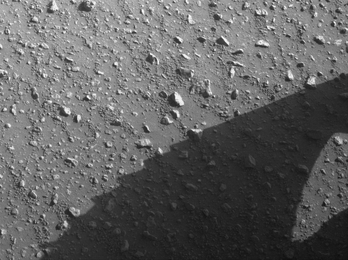 Mars Rover Photo #865318