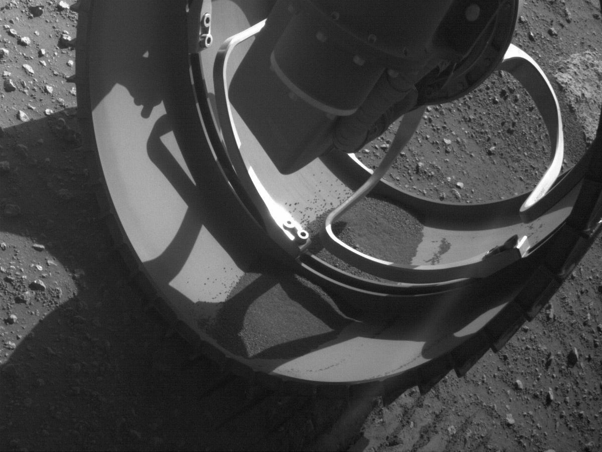 Mars Rover Photo #865319
