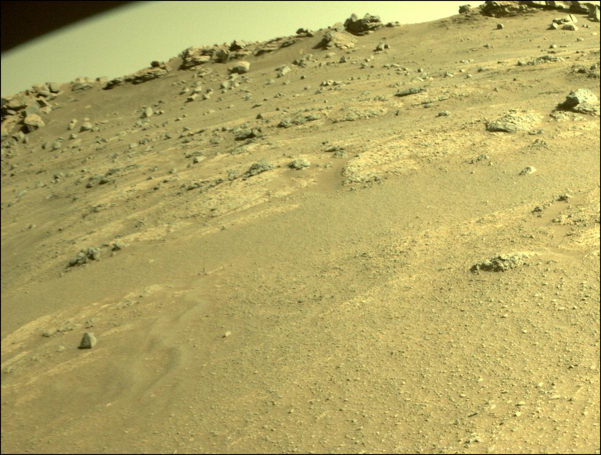 Mars Rover Photo #865320