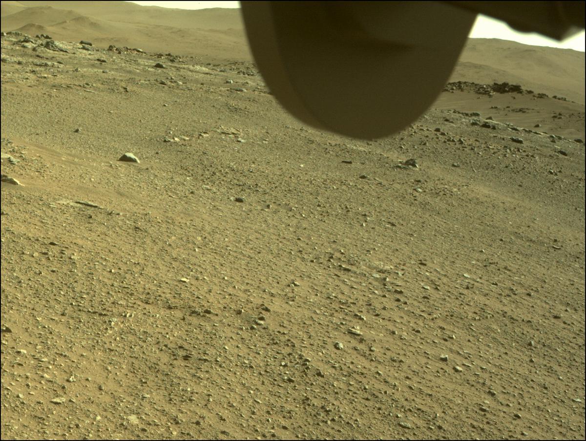 Mars Rover Photo #865322
