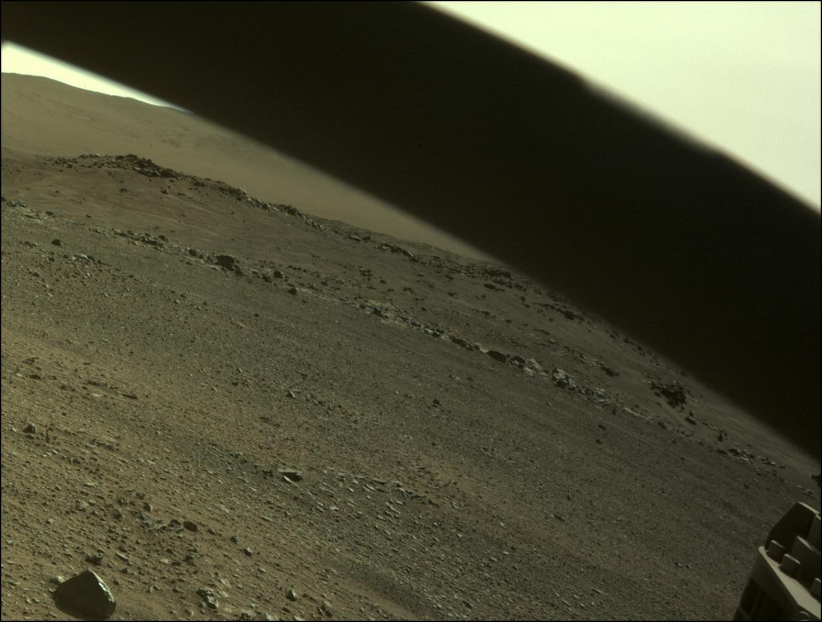 Mars Rover Photo #865323