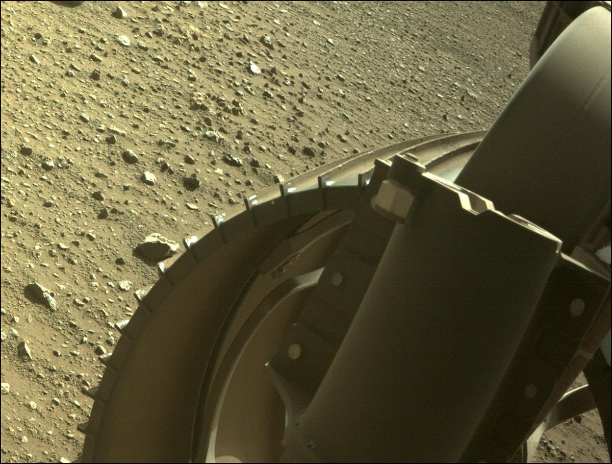 Mars Rover Photo #865327