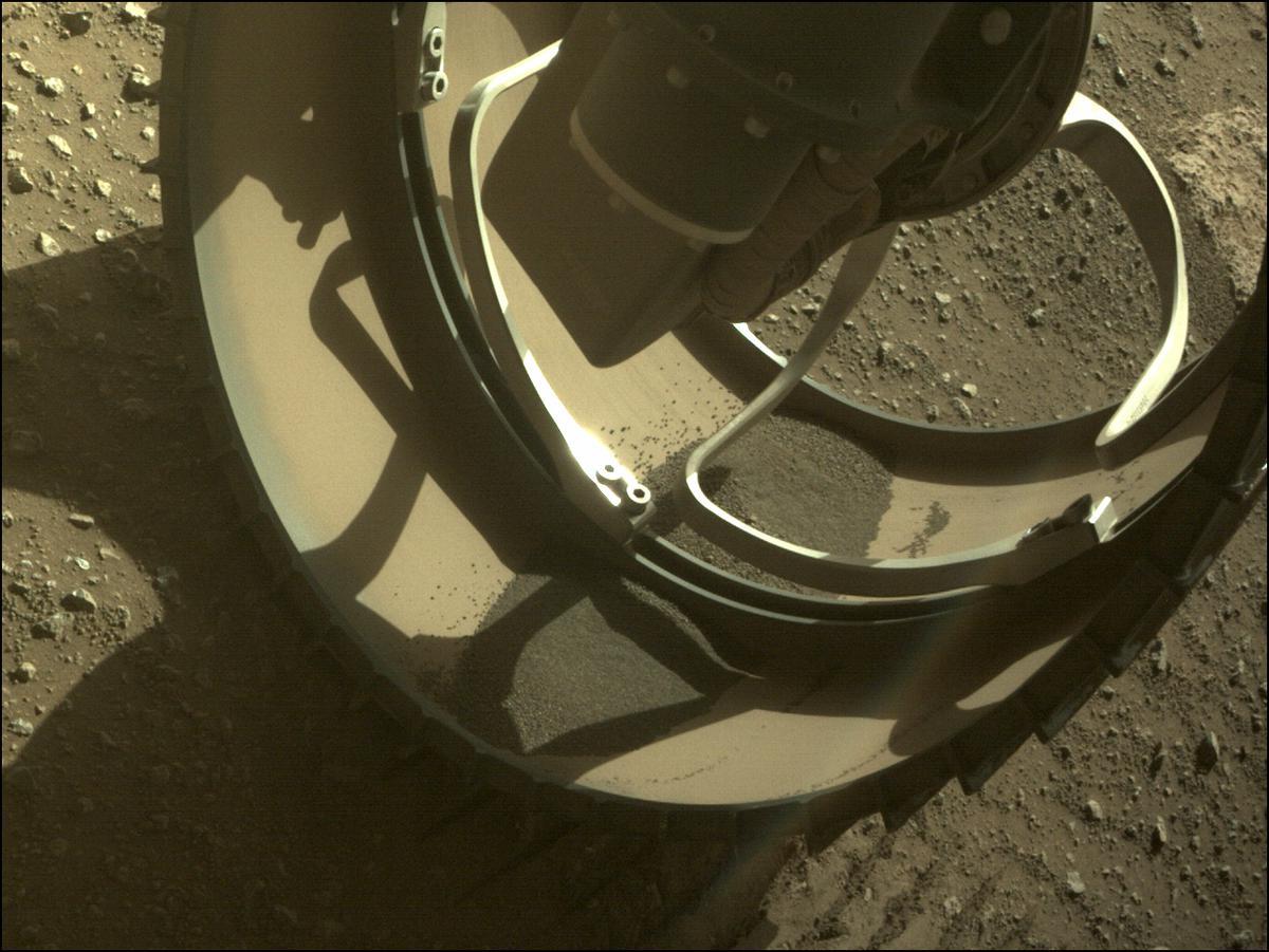 Mars Rover Photo #865331
