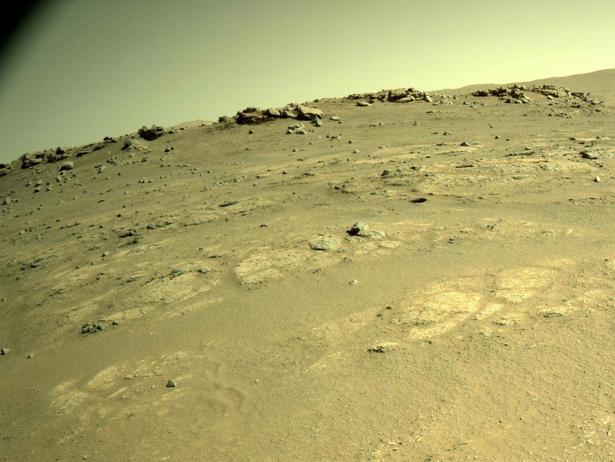 Mars Rover Photo #865392