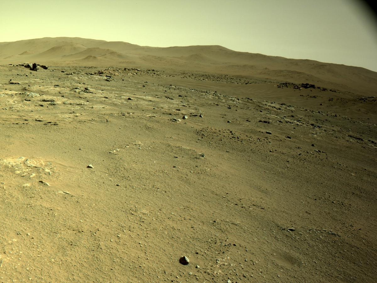 Mars Rover Photo #865393