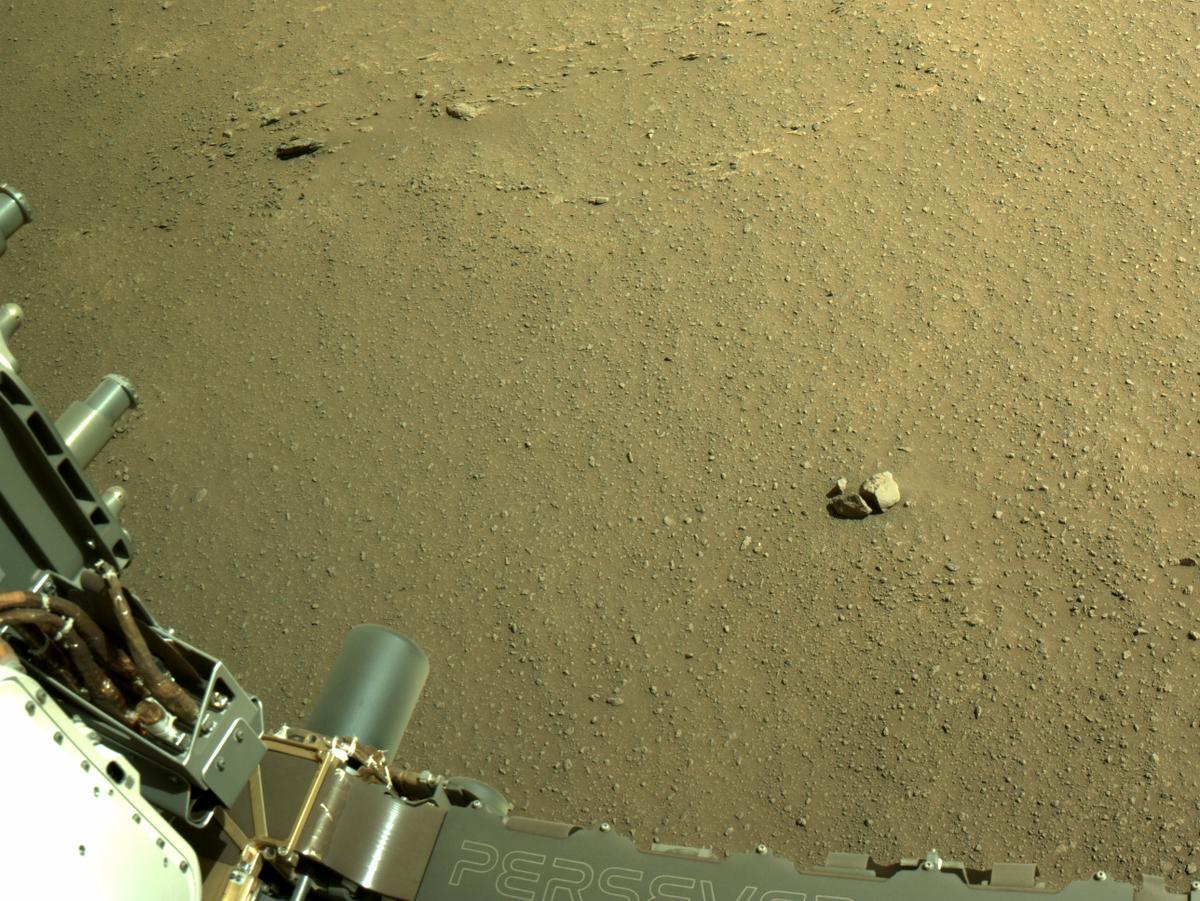 Mars Rover Photo #865394