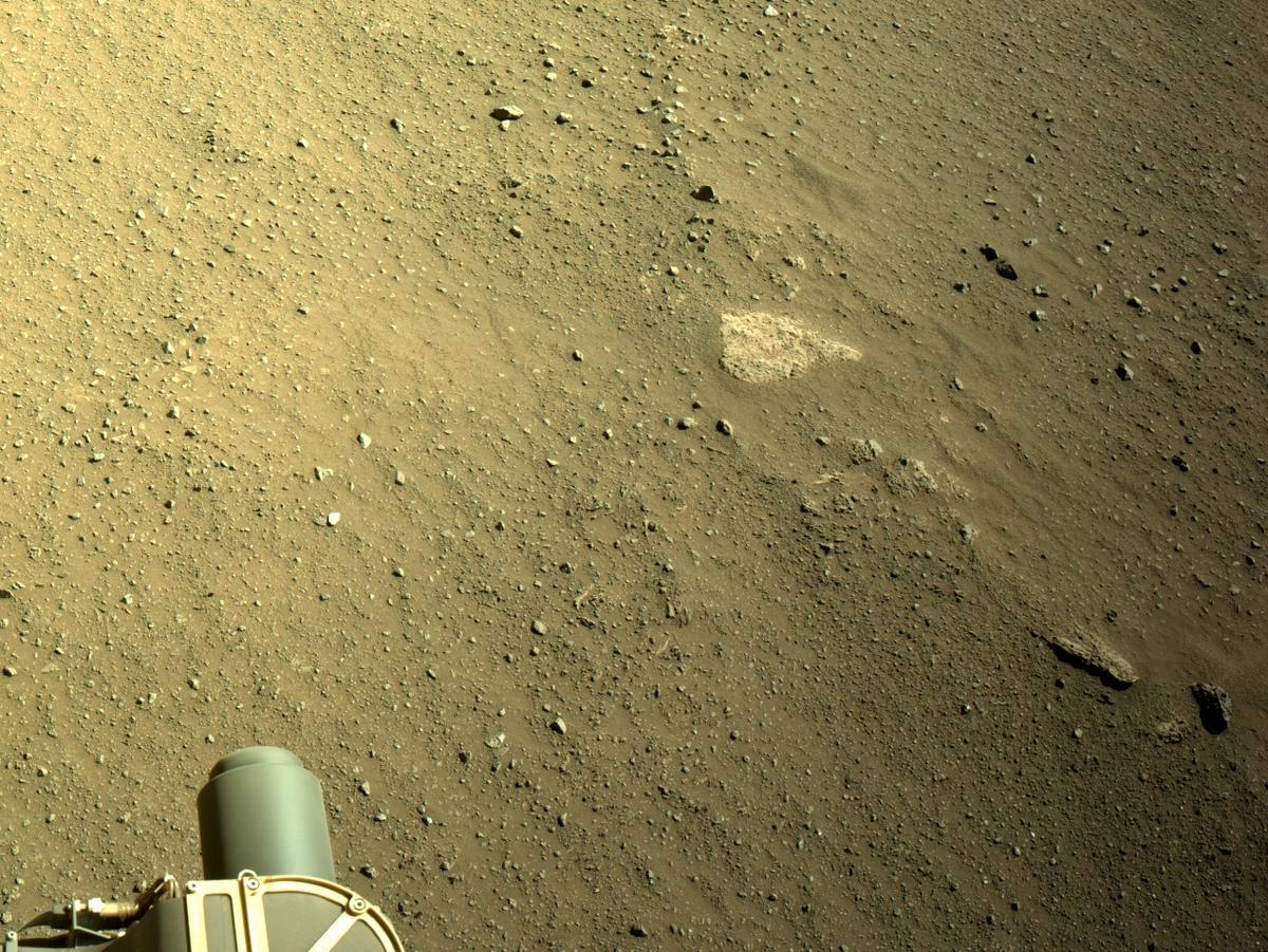 Mars Rover Photo #865395