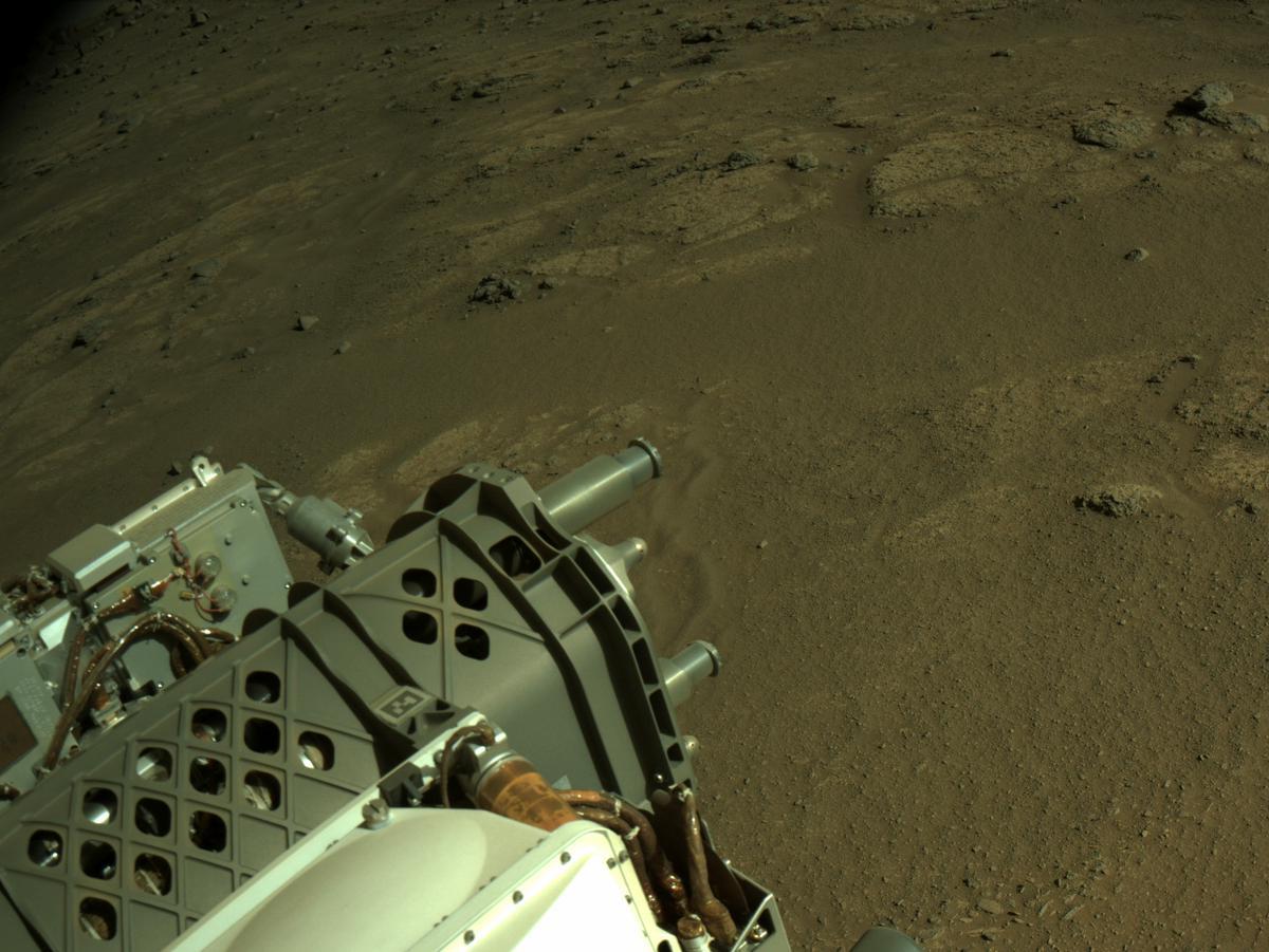 Mars Rover Photo #865349