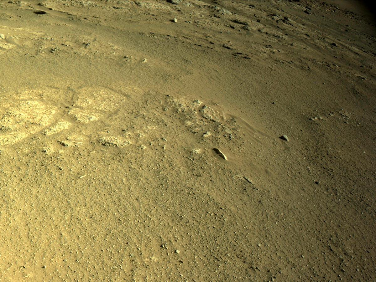 Mars Rover Photo #865350
