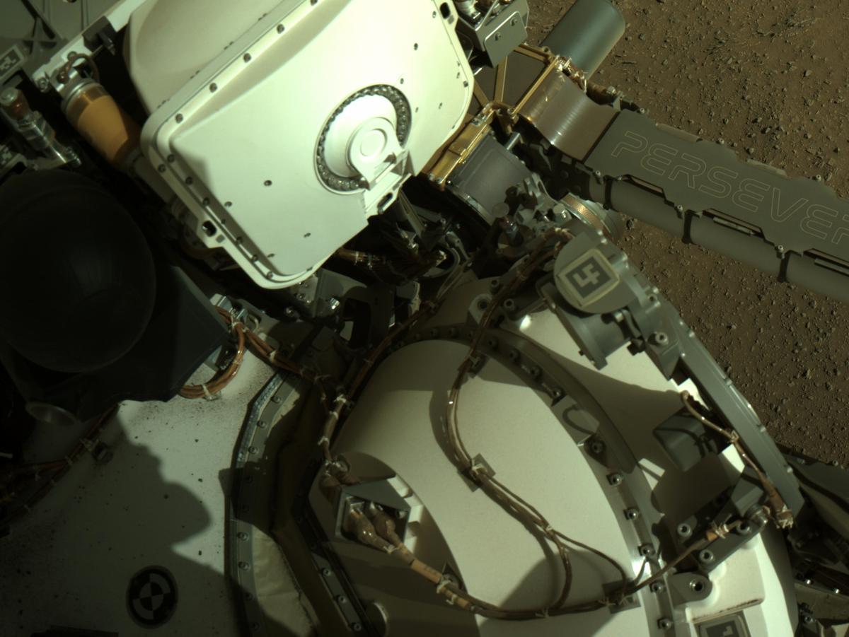 Mars Rover Photo #865351