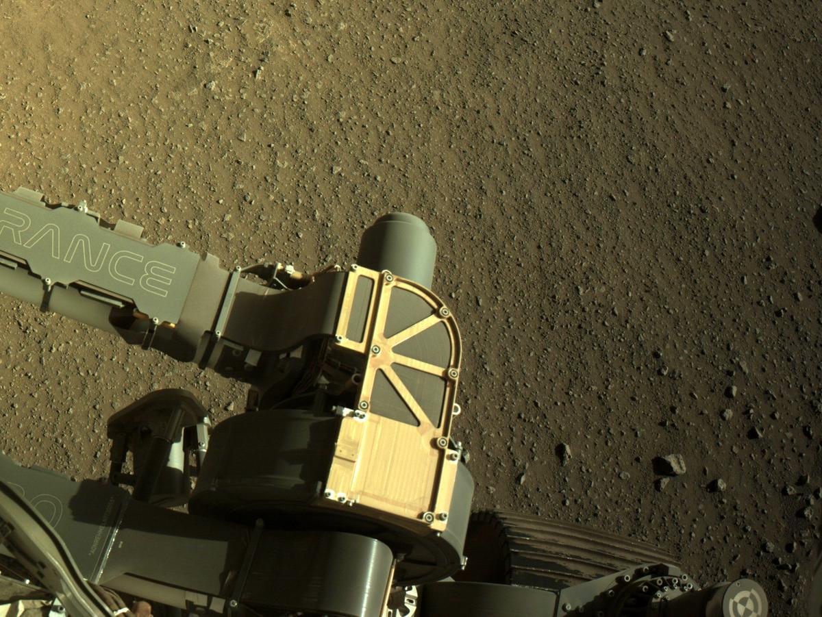 Mars Rover Photo #865396