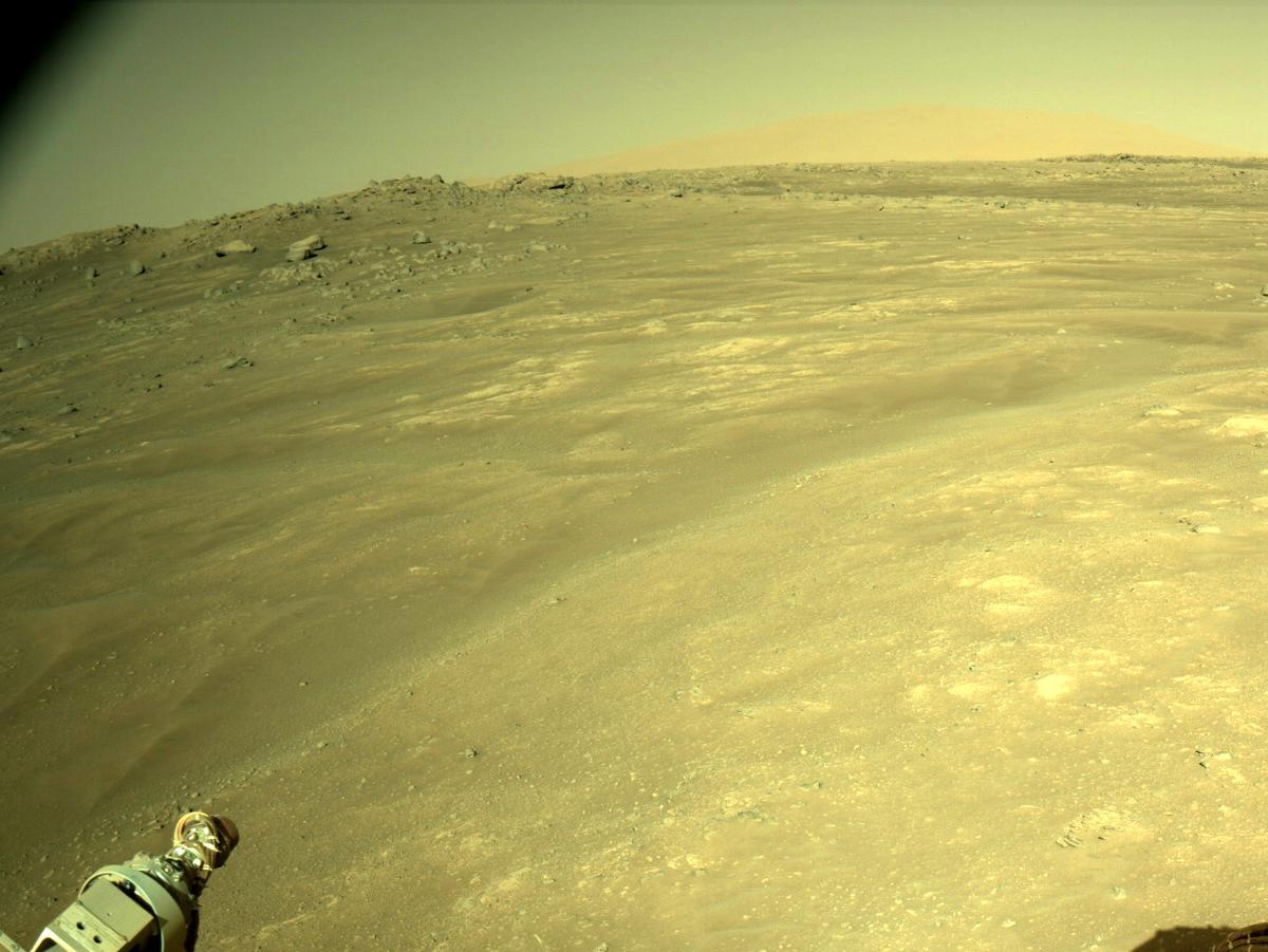 Mars Rover Photo #865352