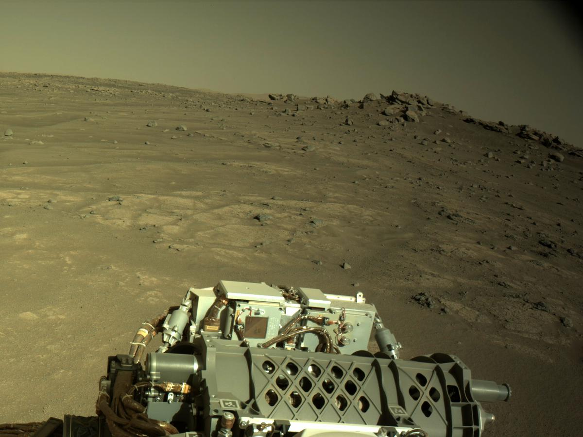 Mars Rover Photo #865353